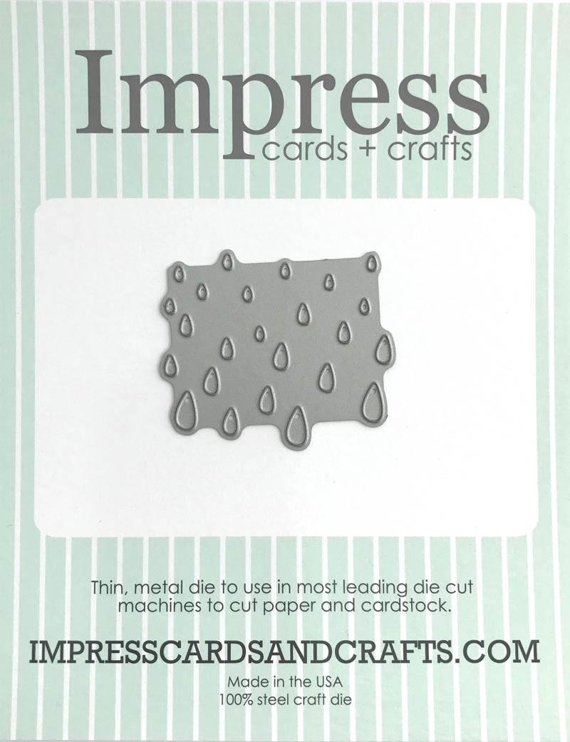 Impress Rain Die