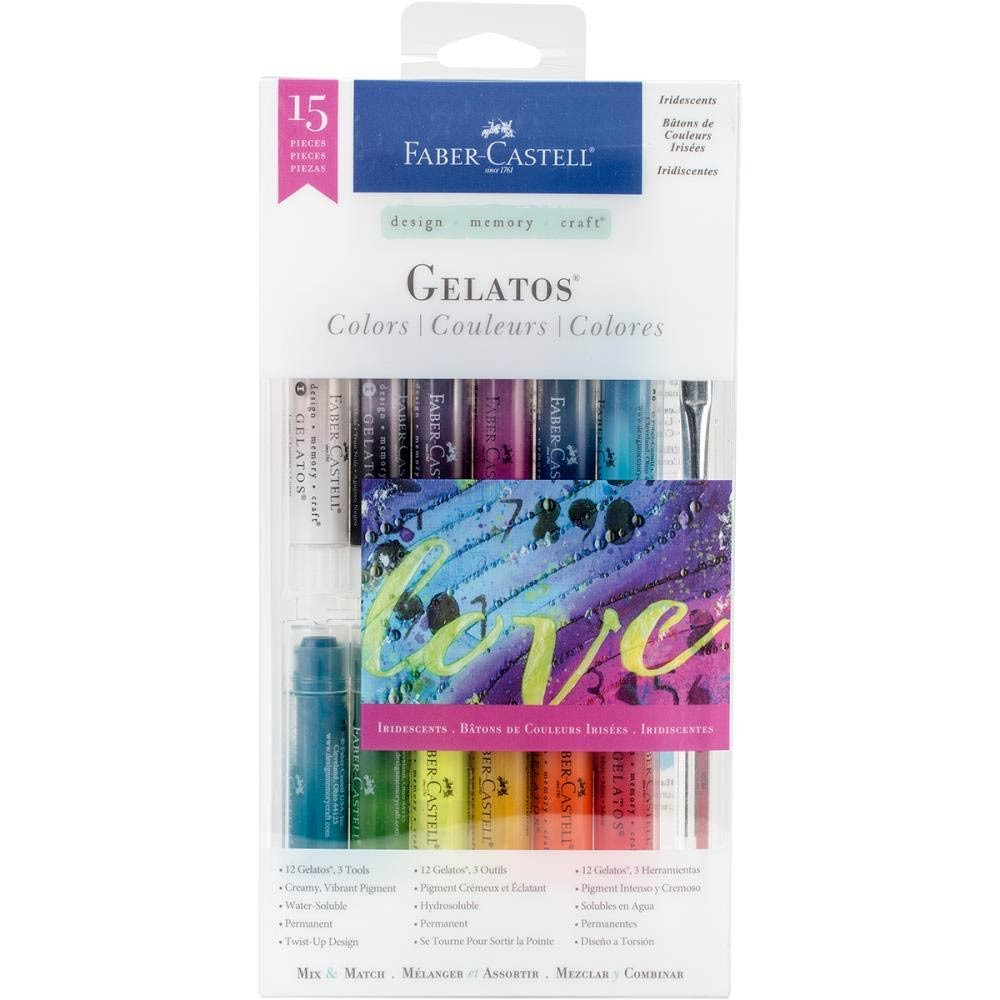 Iridescent Gelatos Colors Kit