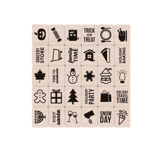 Kelly's Holiday Planner Icons
