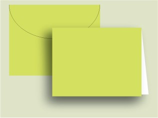 Key Lime Notecards