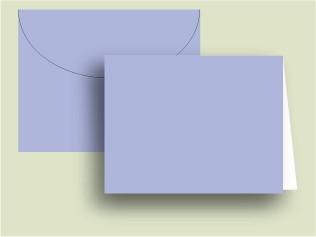 Lavender Notecards