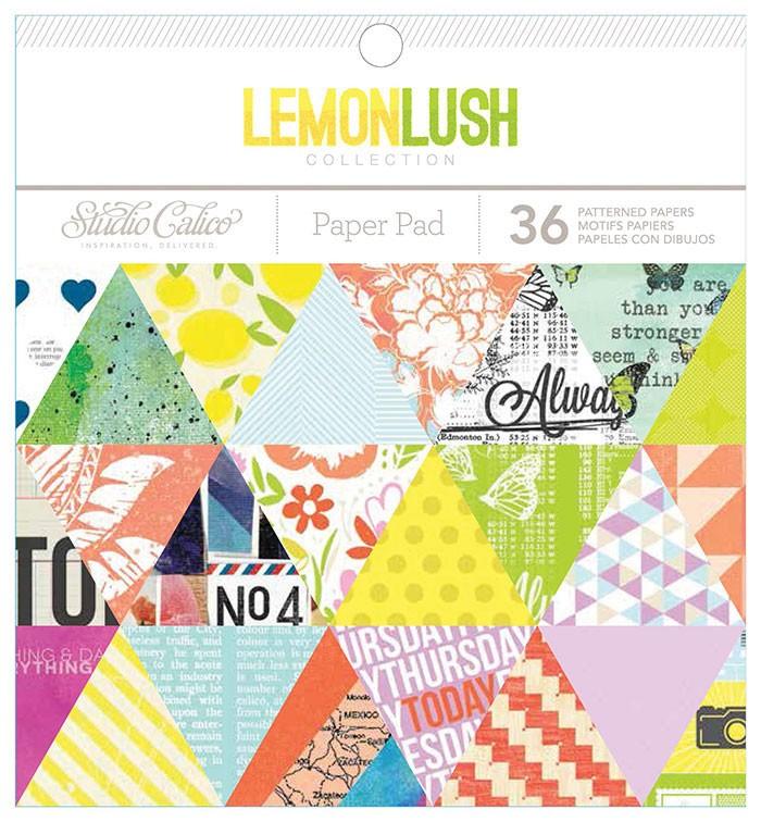 Lemon Lush 6x6