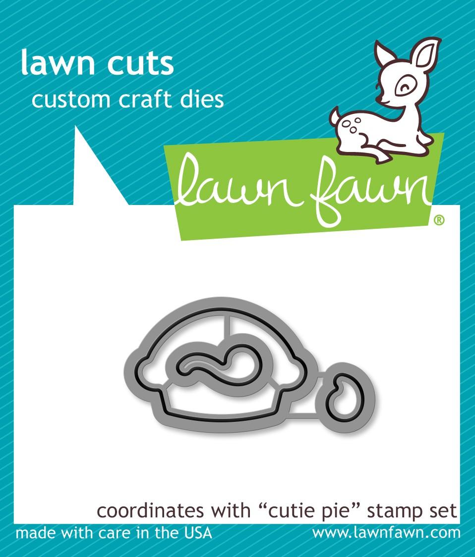 Lawn Fawn Cutie Pie Dies