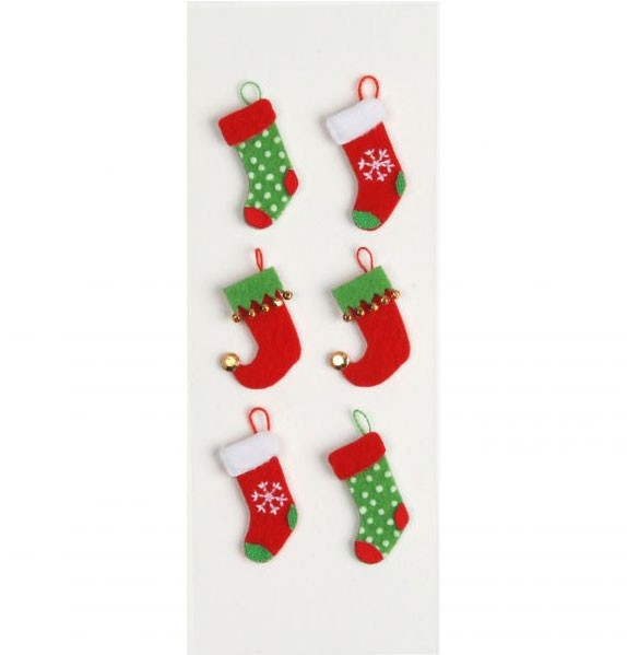 Felt Stocking Embellishments