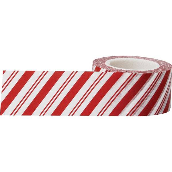 Candy Cane Stripe Washi Tape