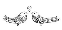 5503D - love birds