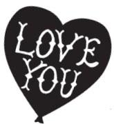 Love You Balloon (1472f)