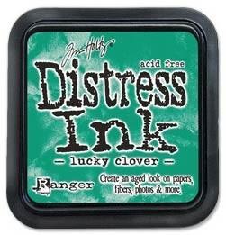 Lucky Clover Distress Pad