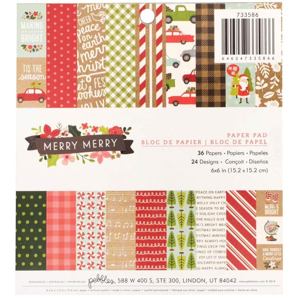 Merry Merry Paper Pack