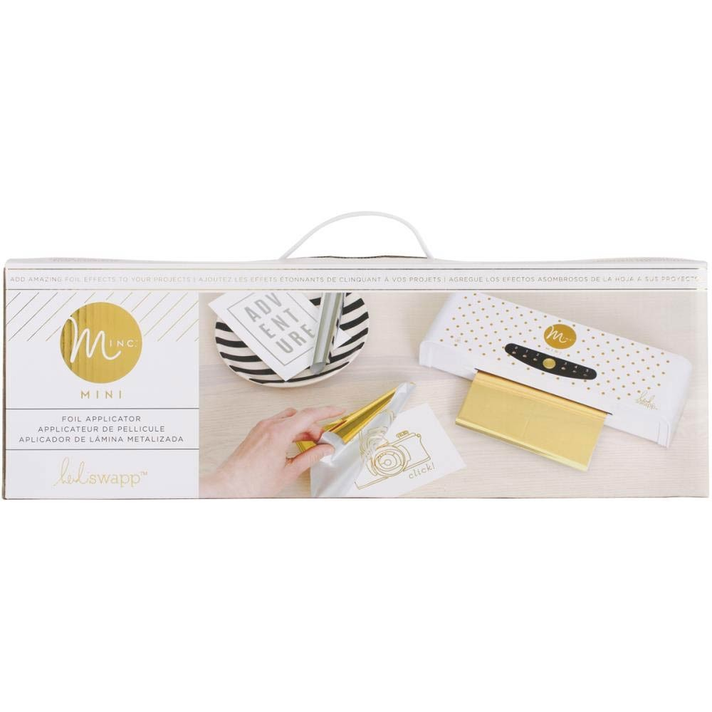 "Mini Minc 6"" Foil Applicator (US Version)"