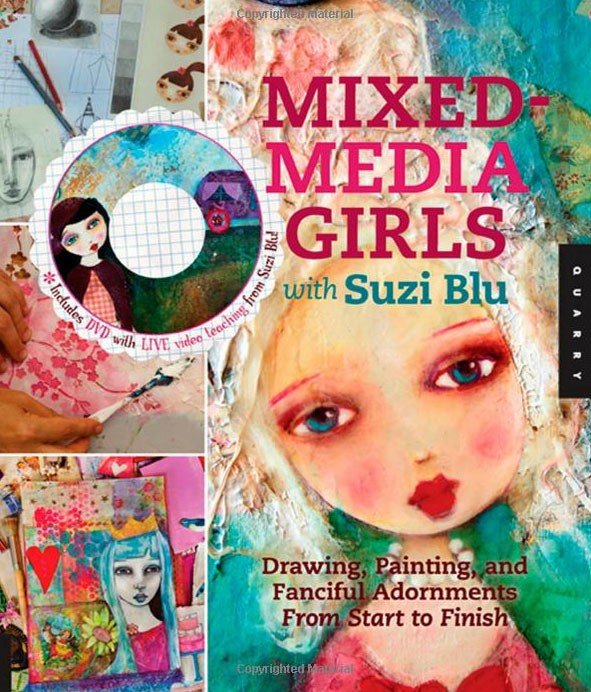 Mixed Media Girls