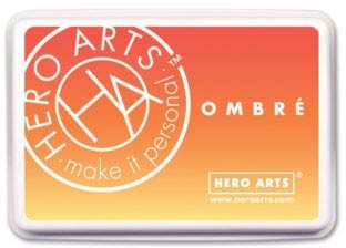 Hero Arts Ombre Serengetti Sunset Stamp Pad