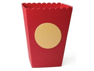 Popcorn Box Die