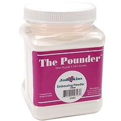Clear Embossing Powder - 1 pound