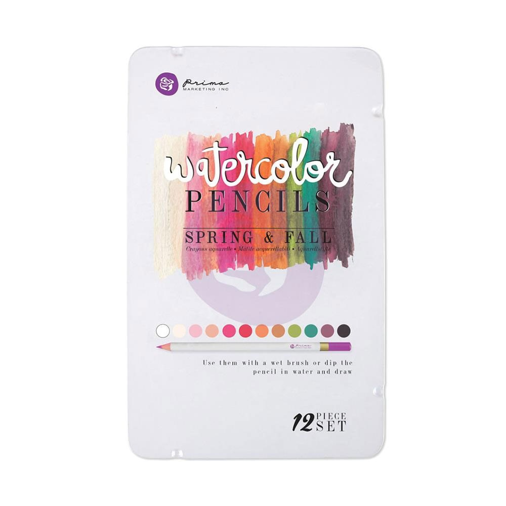 Prima Watercolor Pencils