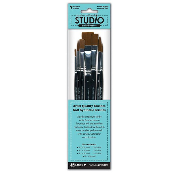 Studio Artist Brush Set