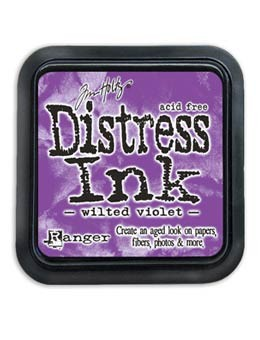 Wilted Violet Distress Ink