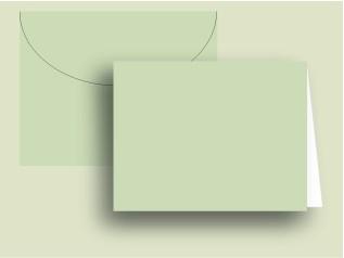 Sage Notecards