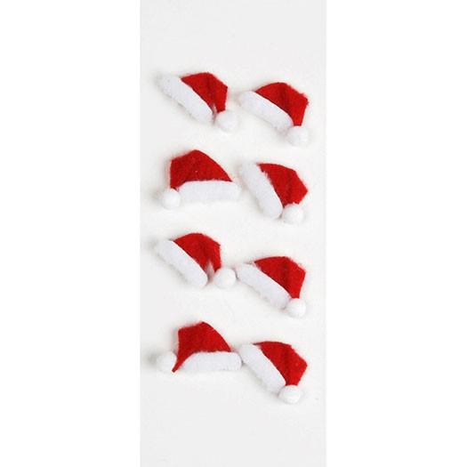 Santa Hat Embellishments