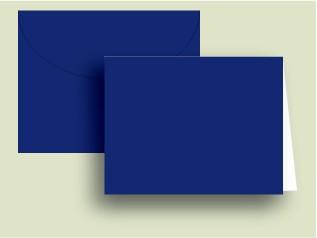 Sapphire Notecards