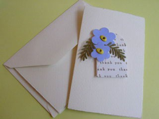 Fabriano Cards and Envelopes - small