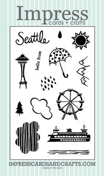 Impress Seattle Clear Set