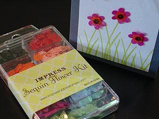 Flower Sequin Kit
