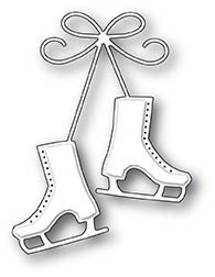 Classic Ice Skates craft die 99889