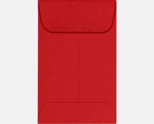 Ruby Red Small Envelopes