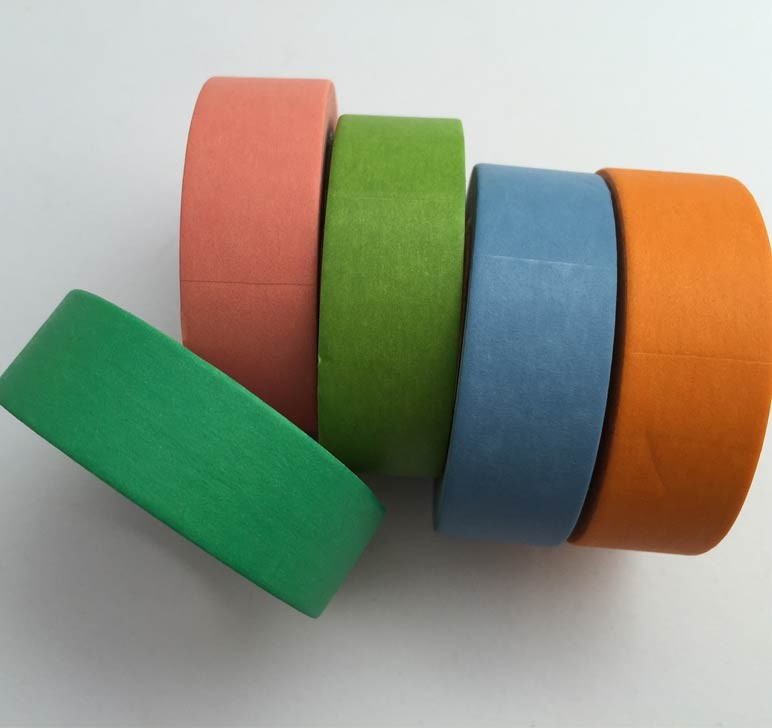 Solid Color Washi Tapes