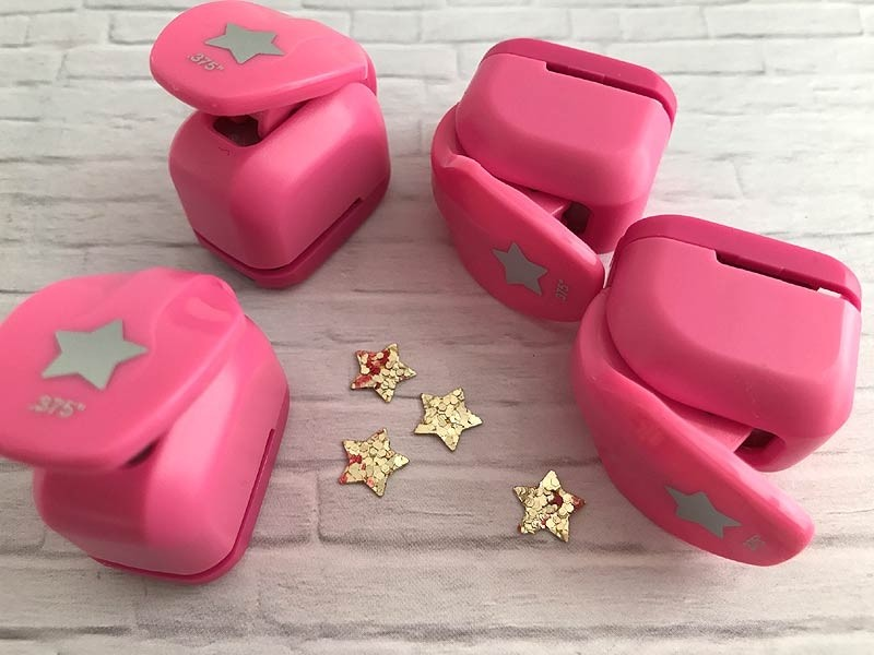 Mini Star Punches