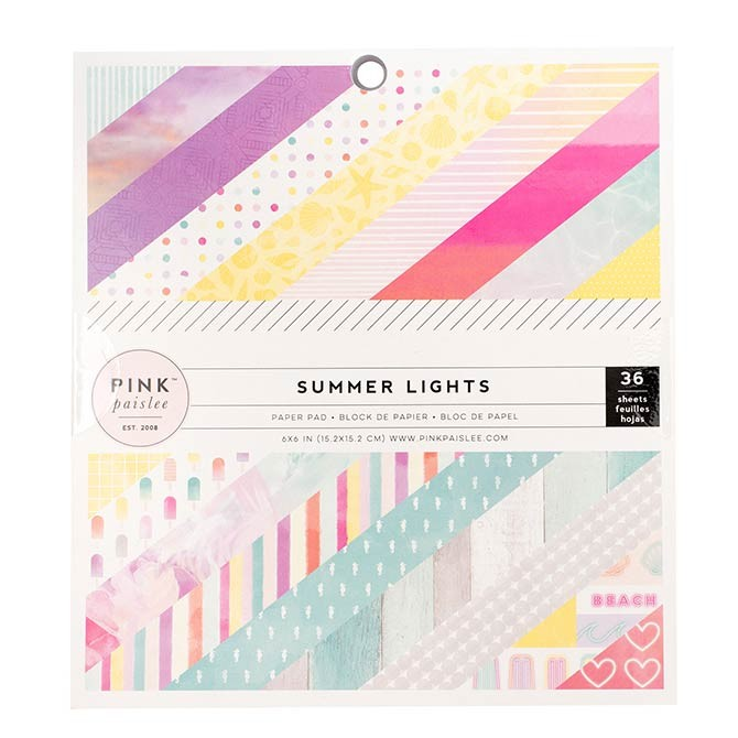 Summer Lights 6x6 Paper Pack
