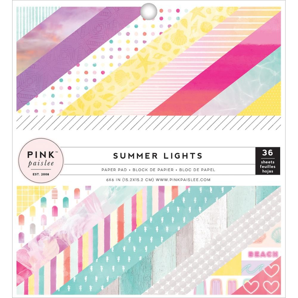 Summer Lights Paper Pack