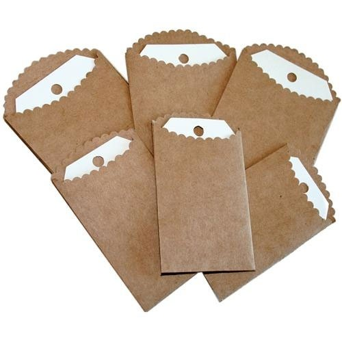 Kraft Bags and Tags