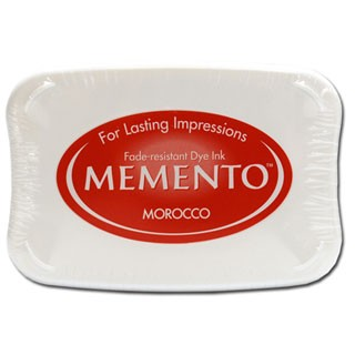 Memento Ink Pads - Newest colors