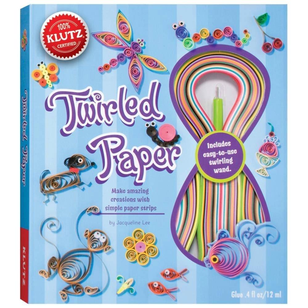 Twirled Paper