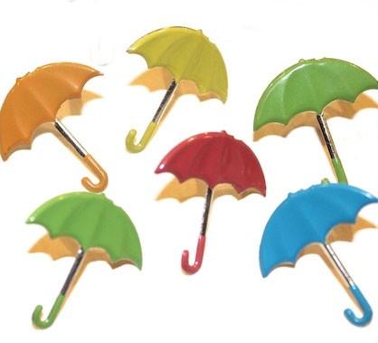 Umbrella brads