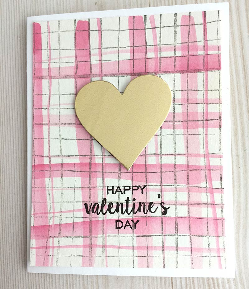 Valentine Plaid