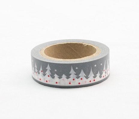 Treescape Washi Tape