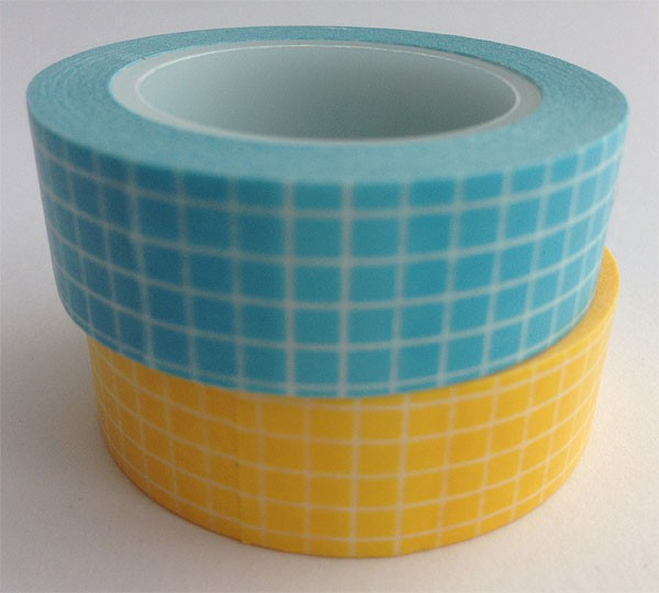 Grid Washi Tape
