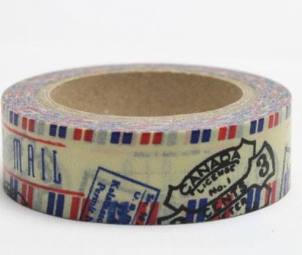 Mail Washi Tape