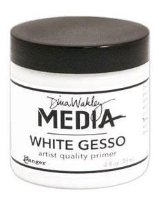 White Media Gesso
