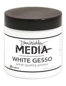 White Media Gesso