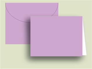 Wisteria Notecards