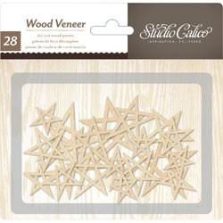 Wood Stars