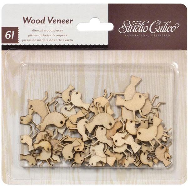 Wood Veneer Tweets