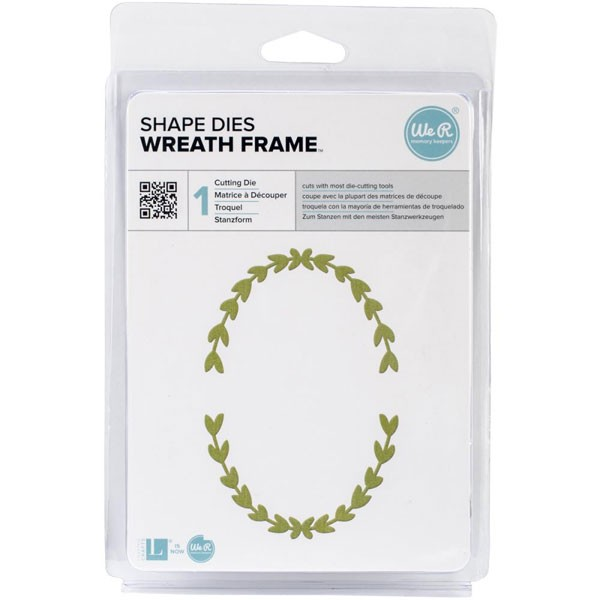 Wreath Frame Die