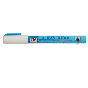 Zig 2 Way glue, fine tip