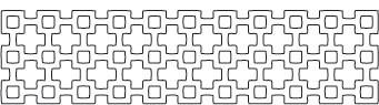 Square Pattern Die (10005)