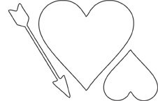 Heart Set Die (10063)